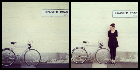 craster road biycle