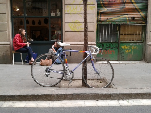 road bicycle barcelona