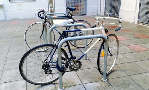 bicicleta poblesec